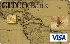 The Visa Gold Card